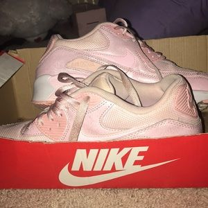 Nike air max 90 Se prism pink and white